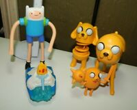 Jake and Finn  Adventure Time 2014 McDonald's Cartoon Network Figure Toy