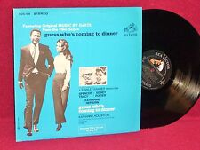OST LP GUESS WHO'S COMING TO DINNER FRANK DeVOL 1968 RCA CANADA PRESS NM STEREO