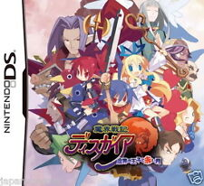 Used DS Disgaea: Hour of Darkness  NINTENDO JAPANESE IMPORT