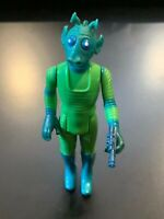 Vintage Greedo Star Wars Action Figure 1978 Hong Kong - COMPLETE