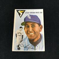 1954 Topps #57 LUIS ALOMA Chicago White Sox VG ~FB05A