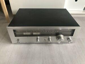 AKAI AT-2450L Stereo Tuner Made in Japan