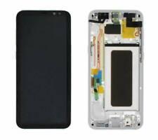 Samsung Écran LCD avec Vitre Tactile pour Samsung Galaxy S8 Plus - Argent (GH97-20470F)
