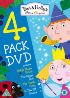 Ben and Holly's Little Kingdom: The Magical Collection DVD (2014) Neville