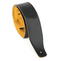 Adjustable Soft cowhide Genuine Leather Strap For Acoustic Electric