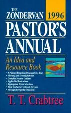 Pastor's Annual 1996 by T. T. Crabtree Sermon Outlines for Preachers, Preaching