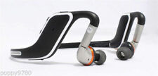 Casques noirs bluetooth pour téléphone mobile et assistant personnel (PDA)