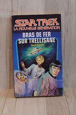 Star Trek - Bras de fer sur Trellisane - David Dvorkin - Livre - Occasion