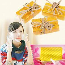 HandMade Whitening Peeling Glutathione Arbutin Honey Kojic acid Soap 105grm