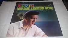 Elvis Presley Paradise, Hawaiian Style LP USED LPM-3643