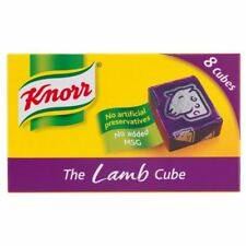 Knorr Stock Cubes Lamb (8x10g) - Pack of 6