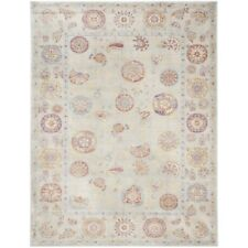Safavieh Sevilla Silver/Multi Viscose Rug With Faded Looking Pattens 160x229cm