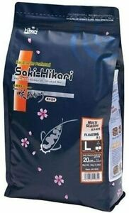Saki-hikari Multi Season Large 5kg (New stock best before 2023)