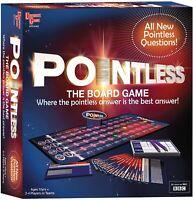 University Games Pointless Board Game BBC Quiz Trivia