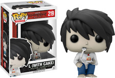 FUNKO POP! Death Note - L with Cake   - Limited