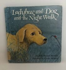 LADYBUG and DOG and the NIGHT WALK Polly Berrien Berends 1980 1st Vintage