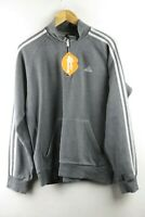 ADIDAS Originals Mens Sweatshirt URBAN ATHLETIC BOXING Sweater ZIP Medium P87