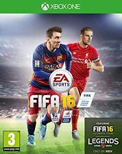 FIFA 16 Game Xbox One - Brand new!