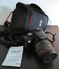 AFFARE* Fotocamera Reflex Digitale CANON EOS 350D + obiettivo SIGMA + accessori