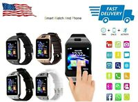 Latest Touch Screen Smart Watch with Camera Text Call Step Counter for iPhone XS