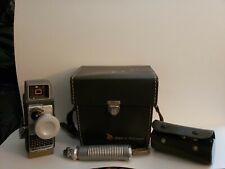 Vintage Bell & howell 8mm movie camera