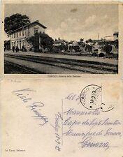 Turbigo, interno della stazione, viaggiata 1939