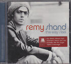 REMY SHAND - the way i feel CD
