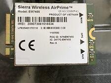 Sierra Wireless AirPrime EM7455 module 4G/LTE Cat 6 Module NEW
