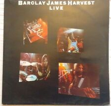 Barclay James Harvest - Live - Polydor - 2683 052 - 1974 UK 2 X Vinyl LP Album