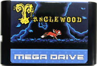 Tanglewood 16 bit MD Game Card For Sega Megadrive/Genesis Include Retail Box
