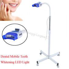Professional Dental Mobile Teeth Whitening Lamp Bleaching LED Light LED Screen