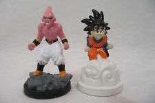 Lot de 2 figurines DRAGON BALL Z 1989 BS STA jeu d'échecs DBZ Sangoku Boo