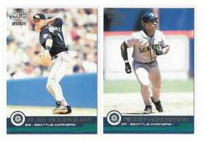 2001 Pacific - SEATTLE MARINERS Team Set