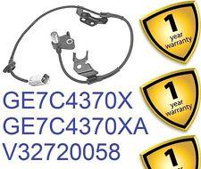 Mazda 626 V 1.8 1.9 2.0 TDi DiTD 1997-02 Front R ABS Sensor GE7C4370X J5013008