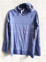 lululemon rest less pullover Shirt Top Size 10 New