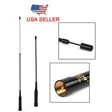 Dual band 137/480 MHz 180-260 MHz PL259 Mobile Car Radio Ham Amateur antenna USA