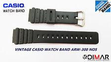 VINTAGE CASIO ORIGINAL BAND / CORREA ARW-300 ARW-310 AND MRD-201 NOS