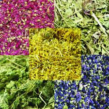 More details for bunny bistro dried botanical food 100g - rabbit, guinea pig, degu, natural food