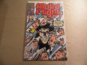 Alpha Flight #104 (Marvel 1992) Free Domestic Shipping