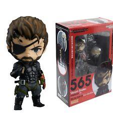 Metal Gear Solid Veneno de Serpiente 565 Sneakin traje versión nendoiroid 10cm Reino Unido Stock
