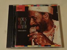 """CD: LEE SCRATCH PERRY """"Words of My Mouth"""" UPSETTERS Reggae, Junior Byles, Bunny+"""