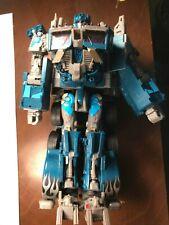 Nightwatch Optimus Prime Leader Class Transformers TFM Movie Night Watch Blue
