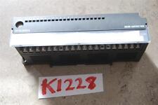 MITSUBISHI LINK I/O unità remota AJ55TB32-16DR DC24V/AC240V 2 A #K1228 STOCK