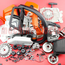 Complete Parts Crankcase Cylinder Piston Carburetor Muffler For Stihl MS660 066