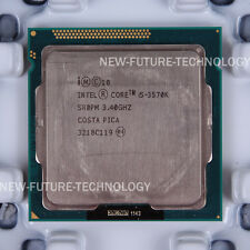 Intel Core i5-3570K (CM8063701211800) SR0PM CPU 5 GT/s/3.4GHz LGA 1155 100% Work