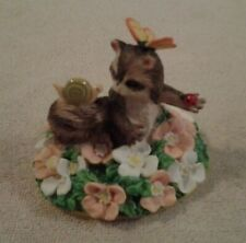 """Charming Tails Silvestri """"Surrounded By Friends"""" 87353 by Dean Griff - Mint"""