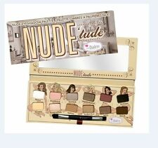 the Balm NUDE TUDE Palette with Mirror