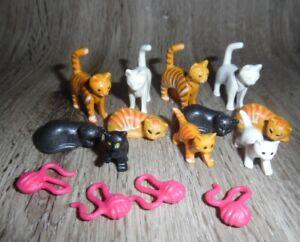 Playmobil verschiedene Katzen | Kitten | Kätzchen | Spielzeug zur Auswahl