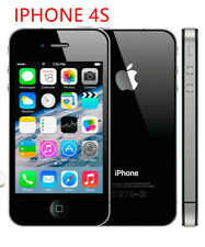 Brand new 100% Original Apple iPhone 4s 16GB Black sealed neveruse Smartphone
