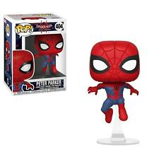Spiderman Spider-verse Pop! Funko Peter Parker Vinyl Figure Marvel n° 404